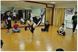 重庆街舞课程
